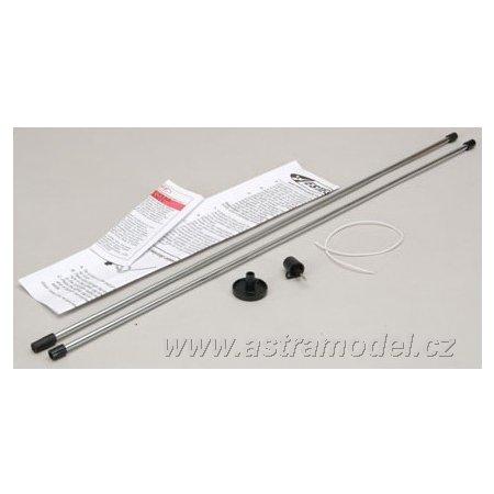 Estes startovací tyč 5mm (3/16″)