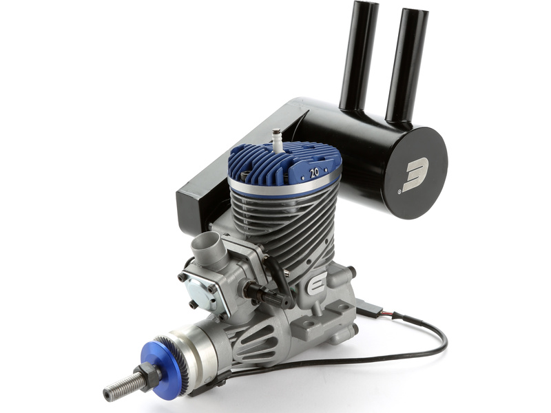 Evolution 20GX2 20ccm benzín s pump. karb.