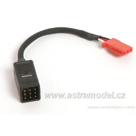 Futaba kabel HUB S.BUS 1E+3S 100mm