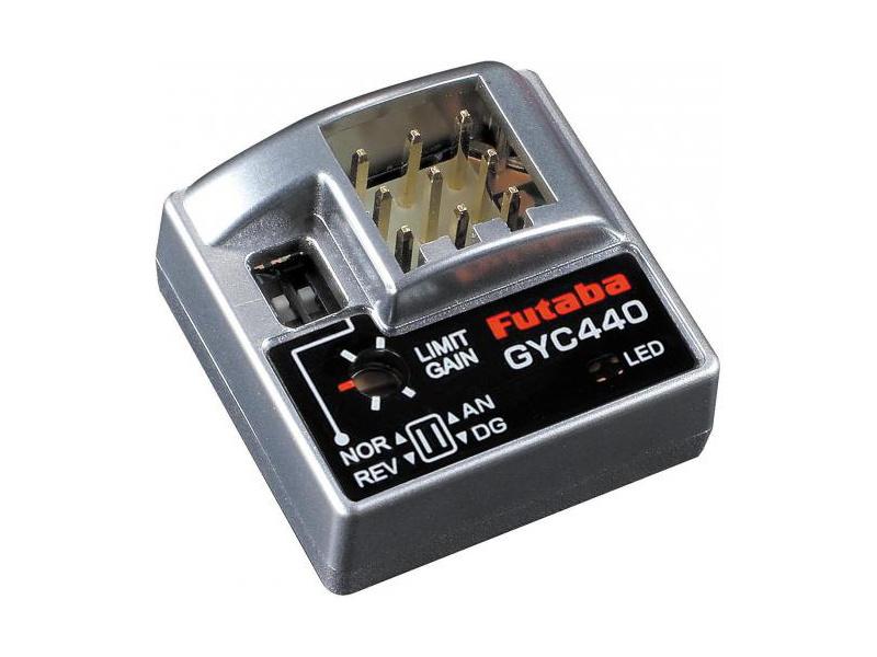 View Product - Futaba GYC440 Car Gyro