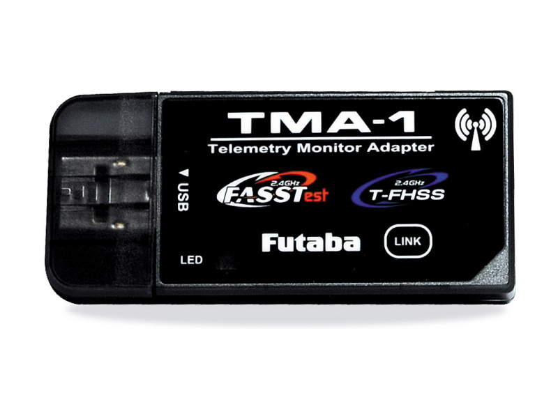 Náhľad produktu - Futaba telemetria - adaptér TMA-1