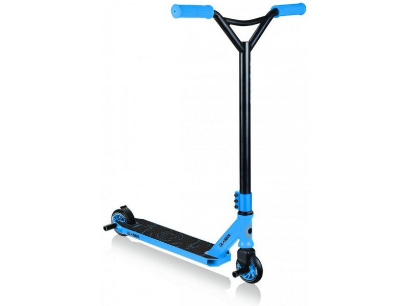 Globber - Koloběžka Freestyle Stunt GS 540 Black / Blue