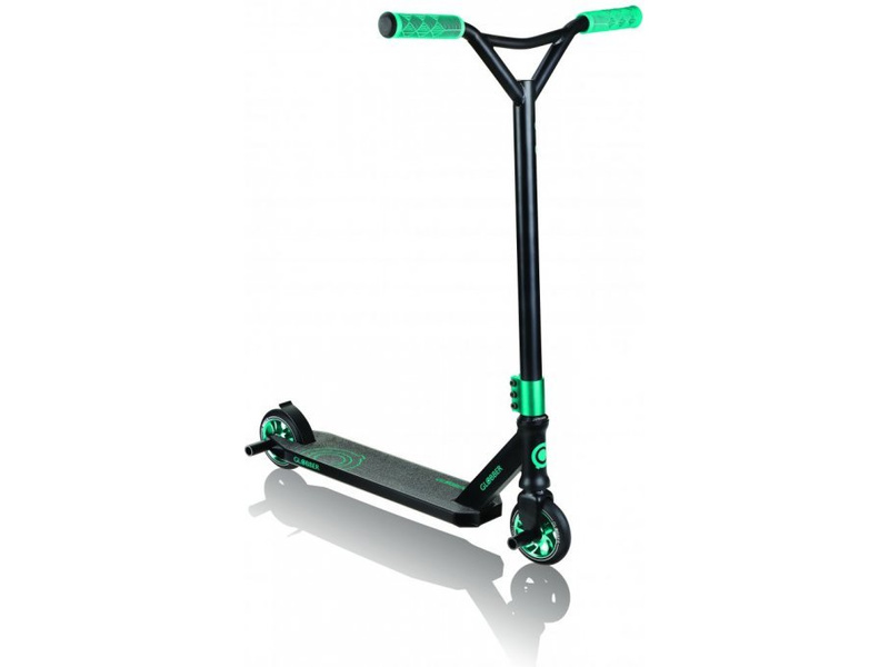 Globber - Koloběžka Freestyle Stunt GS 720 Black / Teal