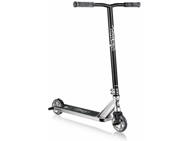 Globber - Koloběžka Freestyle Stunt GS 900 Black / Grey