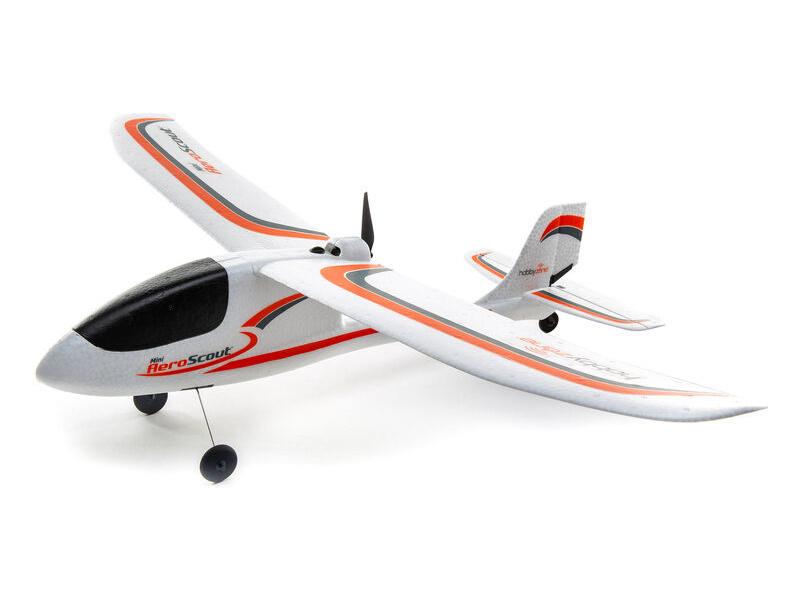 Hobbyzone Mini AeroScout 0,77m RTF