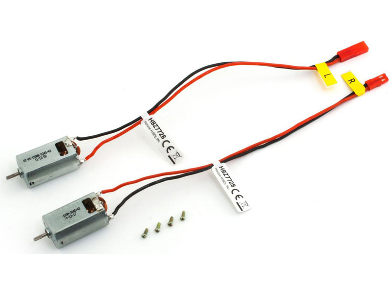 Firebird Stratos - Set Motor