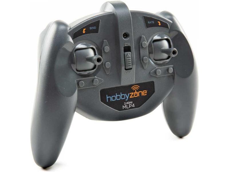 Mini AeroScout: Hobbyzone vysielač MLP4 2.4GHz