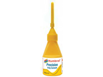 Humbrol Precision Poly Cement lepidlo na plasty 28ml / AF-AE2610