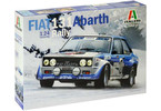 Italeri Fiat 131 Abarth Rally (1:24)