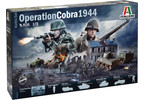Italeri diorama - OPERATION COBRA 1944 (1:72)
