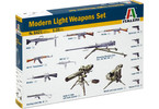 Italeri diorama - MODERN LIGHT WEAPON SET (1:35)