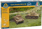 Italeri Easy Kit - Carro Armato M13/40 (1:72)
