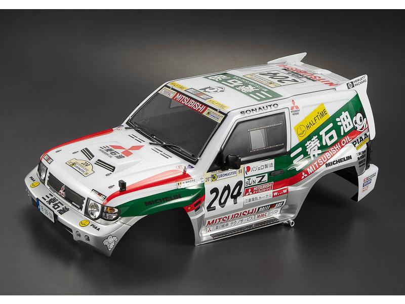 Killerbody karoséria 1:10 Pajero EVO 1998 Rally Dakar