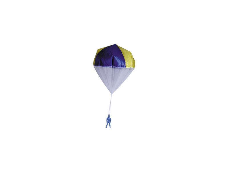 480 mm Diameter Klima Parachutist with Parachute