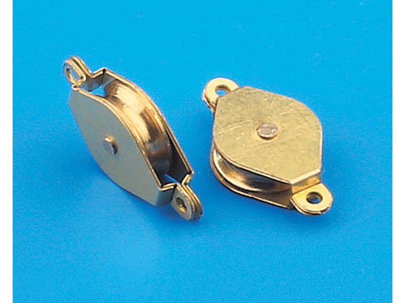 Krick Kladka kompletná, mosadz, typ 5, kit 3mm (5)