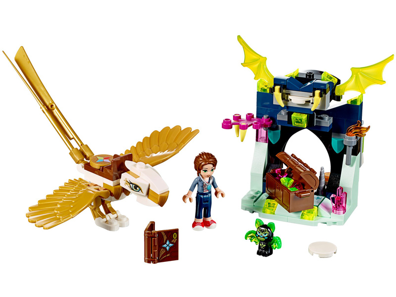 Lego Elves Emily Jones The Eagle Getaway Lego41190 Astra