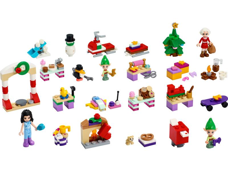 LEGO Friends - Adventní kalendář LEGO® Friends