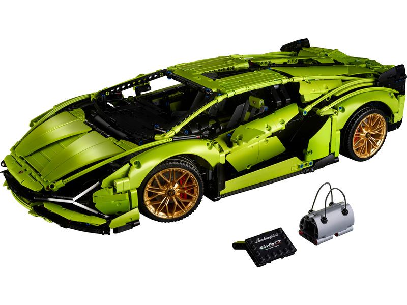 LEGO Technic - Lamborghini Sián FKP 37