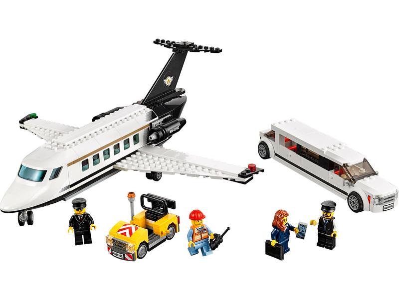 Lego City Airport Vip Service Lego60102 Astra