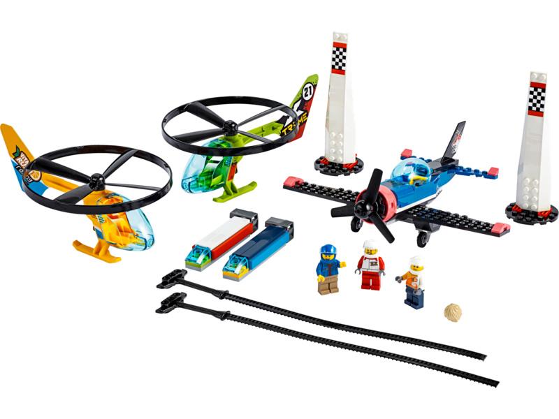 LEGO City - Závod ve vzduchu