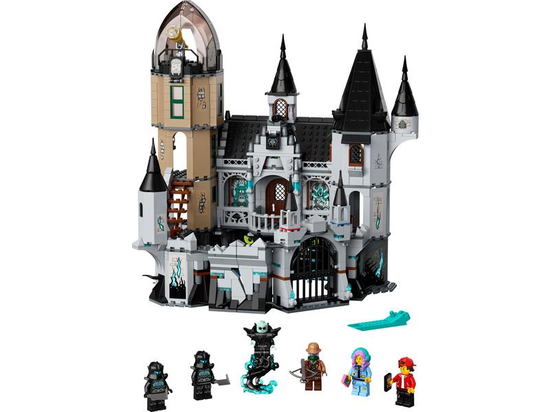 LEGO Hidden Side - Tajemný hrad