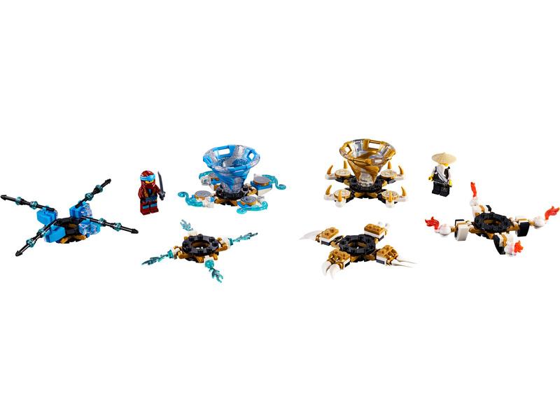 Lego Ninjago Spinjitzu Nya A Wu Lego70663 Astra