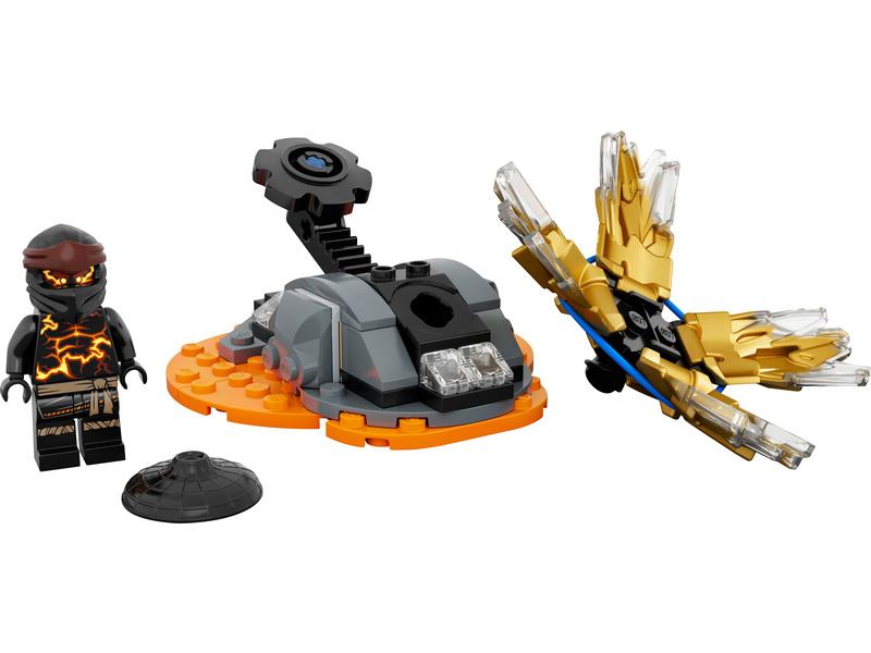 LEGO Ninjago - Spinjitzu úder – Cole