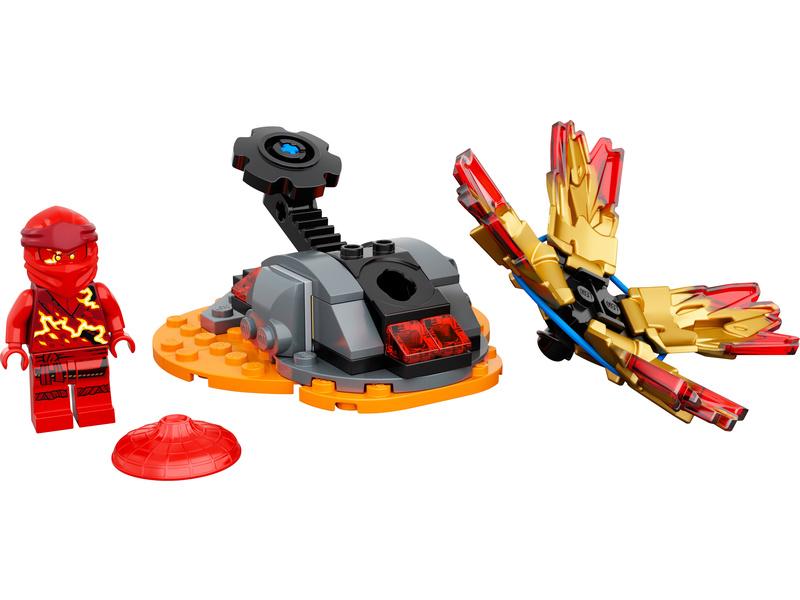 LEGO Ninjago - Spinjitzu úder – Kai