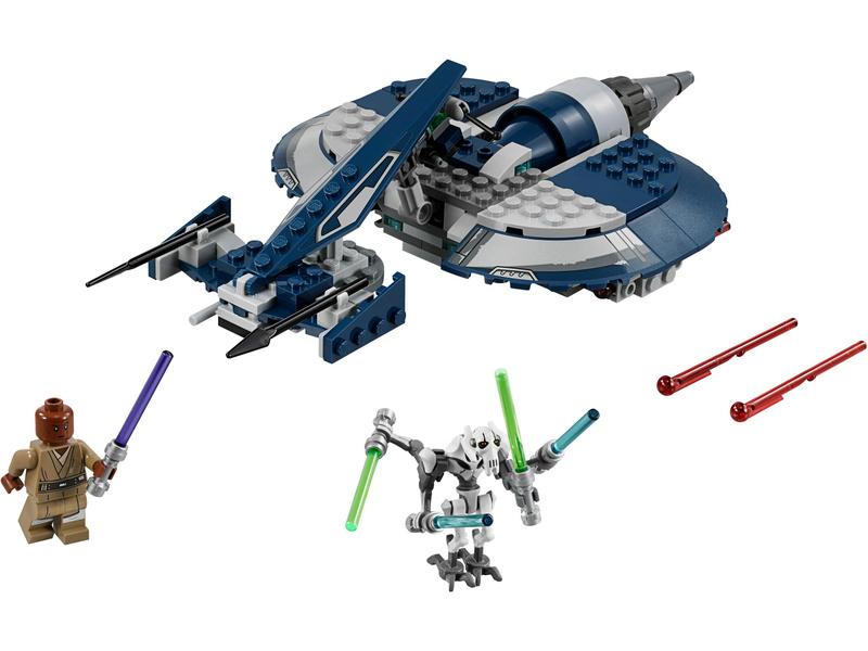 Lego Star Wars General Grievous Combat Speeder Lego75199 Astra