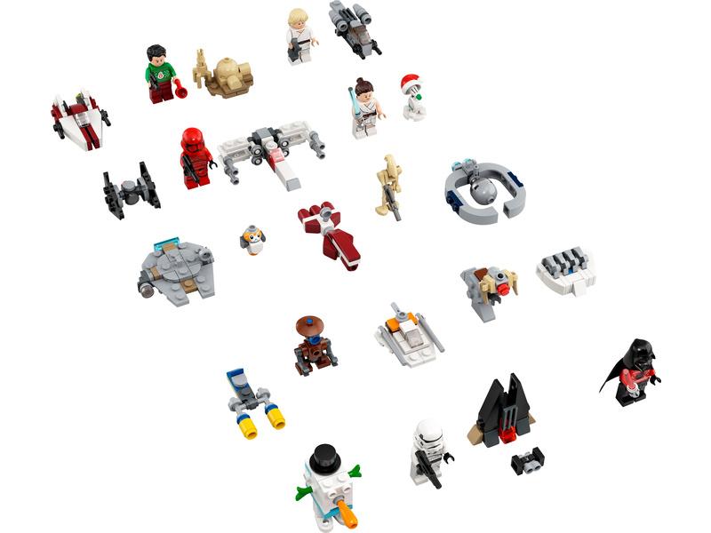 LEGO Star Wars - Adventní kalendář LEGO® Star Wars™