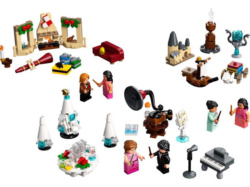 LEGO Harry Potter - Adventní kalendář LEGO® Harry Potter™