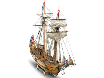 MAMOLI Halifax 1768 1:54 kit / KR-21737