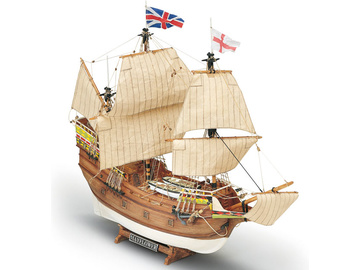 MAMOLI Mayflower 1609 1:70 kit / KR-21749