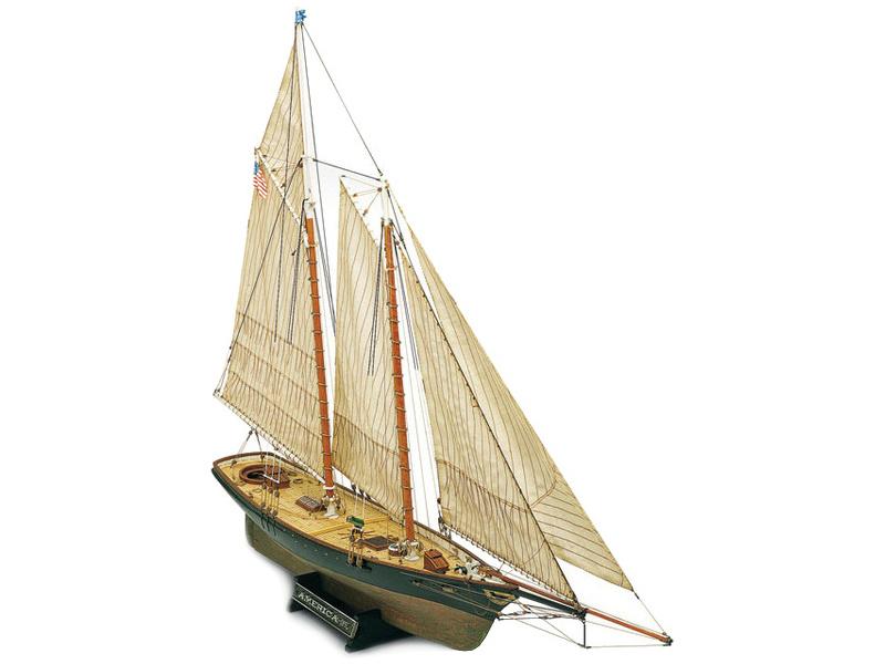 MAMOLI America 1851 1:66 kit