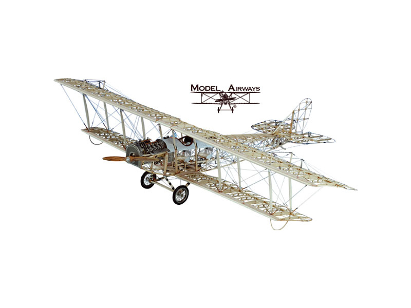 1:16 Curtiss JN-4D Jenny (stavebnice)