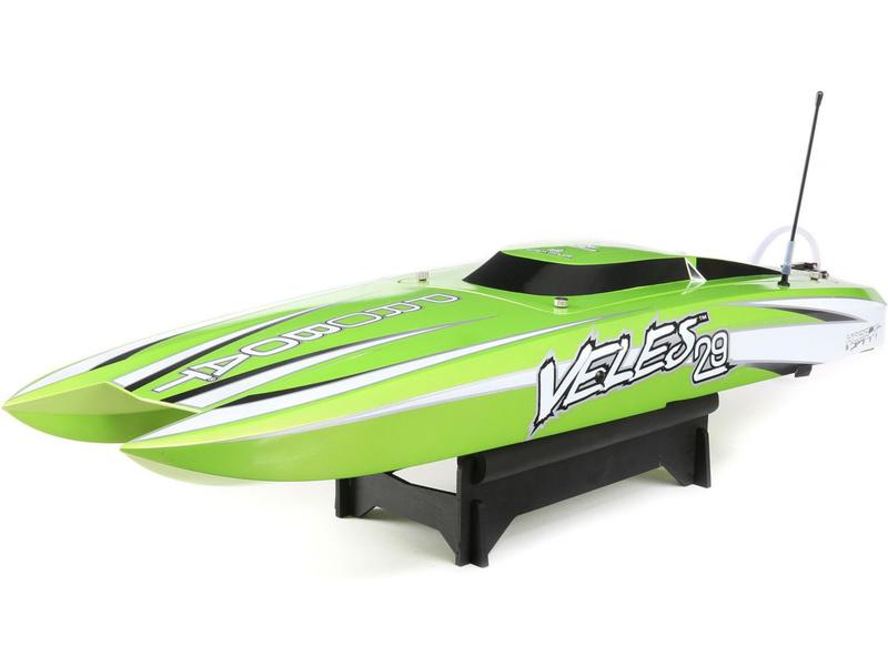 View Product - Proboat Veles 29″ Catamaran BL RTR