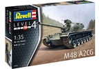 Revell M48 A2CG (1:35)
