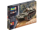 Revell tank T-55A/AM (1:72)
