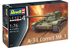 Revell Comet A-34 Mk.1 (1:76)