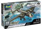 Revell EasyClick North American B-25 Mitchell (1:72)