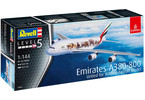 Revell Airbus A380-800 Emirates Wild Life (1:144)