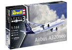 Revell Airbus A320 Neo Lufthansa New Livery (1:144