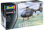 Revell Eurocopter EC 135 German Army (1:32)