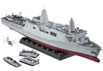 Revell U.S.S. New York LPD-21 (1:350)