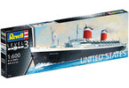 Revell SS United States (1:600)