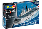 Revell HMS Invincible (Falkland War) (1:700)