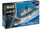 Revell HMS Invincible (Falkland War) (1:700) (set)