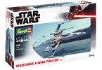 Revell SW - Resistance X-Wing Fighter (1:50) (set)
