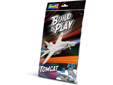 Revell Build and Play - Grumman F-14A Tomcat (1:100) / RVL06450