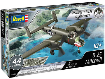 Revell EasyClick North American B-25 Mitchell (1:72) (set) / RVL63650